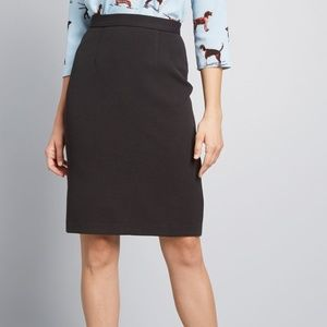 Modcloth All Together Now pencil skirt NWT